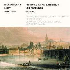 Václav Neumann - Mussorgsky: Pictures at an Exhibition; Liszt: Les Préludes; Smetana: Vltava album mp3