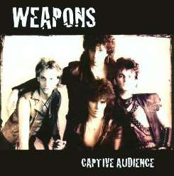 The Weapons - Captive Audience album mp3