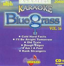 Karaoke - Chartbuster Karaoke: Bluegrass, Vol. 16 album mp3