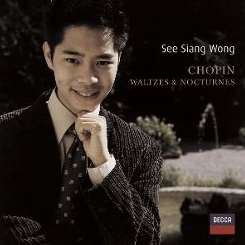 See Siang Wong - Chopin: Waltzes and Nocturnes album mp3